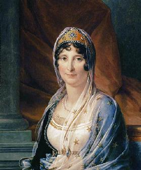 Portrait of Maria Letizia Ramolino Bonaparte (1750-1836), mother of Napoleon Bonaparte