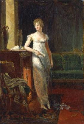 Catherine Worlee (1762-1835) Duchess of Talleyrand-Perigord