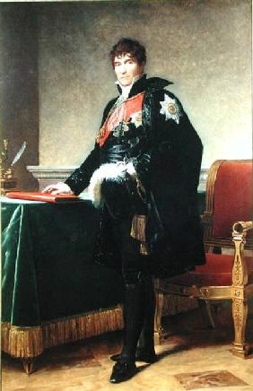 Count Michel Regnaud de Saint-Jean-d'Angely (1761-1819)