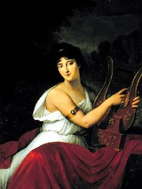 Portrait of Madame de la Pleigne
