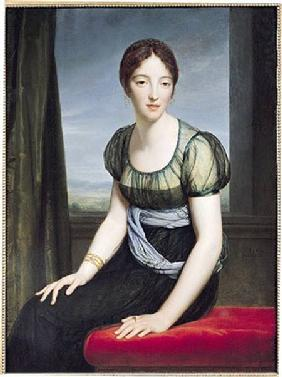 Portrait of Madame Regnault de Saint-Jean d'Angely (1775-1857)