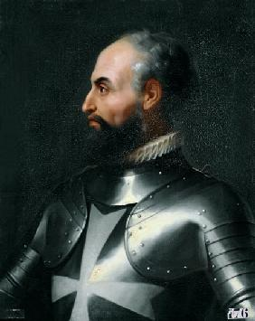 Jean de la Valette (1494-1568) Grand Master of the Knights of the Order of Malta