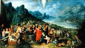 The Israelites on the Bank of the Red Sea