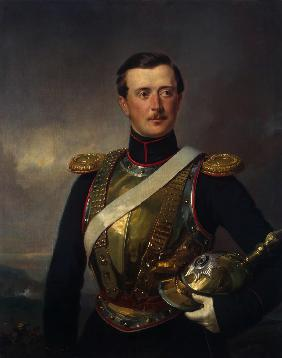 Portrait of Count Count Pyotr Andreyevich Shuvalov (1827-1889)