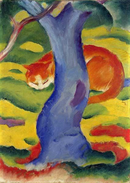 Promenade avec les chats dans l\'art - Le petit monde d\'Antigone