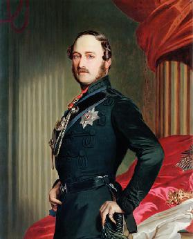 Portrait of Prince Albert (1819-61)