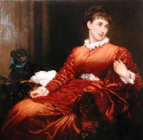 Mrs Henry Evans Gordon (1845-1925)