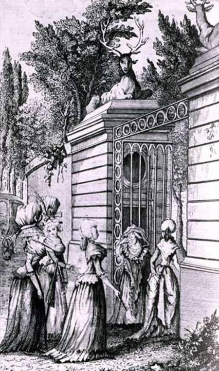 Le Parc aux Cerfs, the Gateway to the 'R - French School en ...