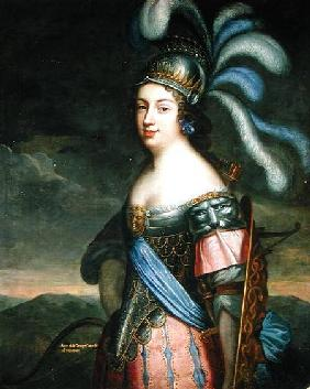 Anne de La Grange-Trianon (1632-1707) Countess of Palluau and Frontenac