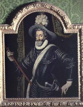 Henri IV (1553-1610) King of France and Navarre