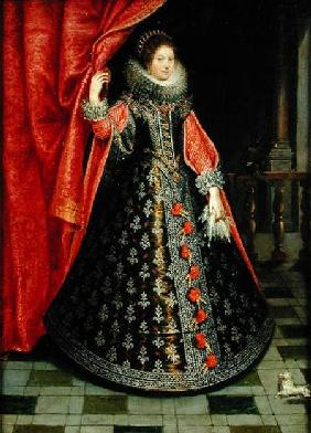 Portrait presumed to be Henrietta Maria of France (1609-69)