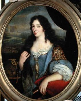 Portrait of an Unknown Learned Woman in Front of the Paris Observatory