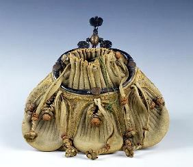 Purse, 16th century, French
