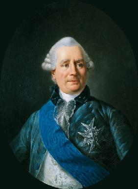Charles Gravier (1719-87) Count of Vergennes
