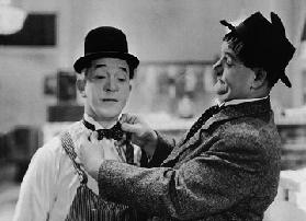 Laurel + Hardy