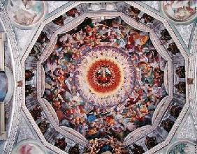 The Concert of Angels, from the dome