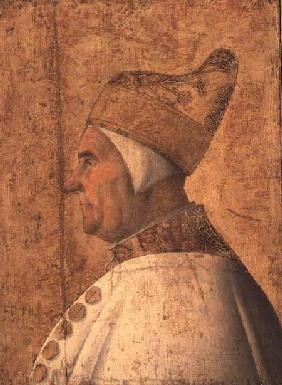 Portrait of Giovanni Mocenigo (1478-85) Doge of Venice