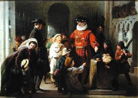 Children in the Tower of London
