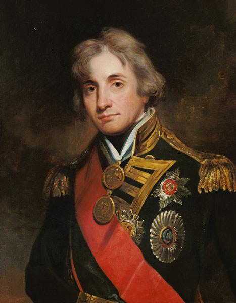 Portrait of Nelson (1758-1805)