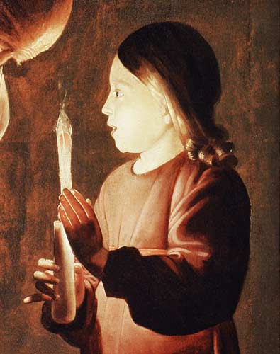 Georges de La Tour'un I��k ve Karanl�k Armonisi