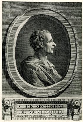 Charles de Secondat de Montesquieu
