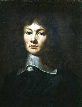 Portrait of Prince Rupert (1619-82) as a Boy