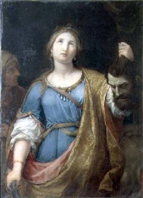 Judith with the head of Holofernes (pair of 78388)