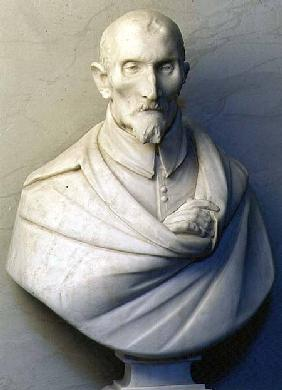 Bust of Antonio Coppola