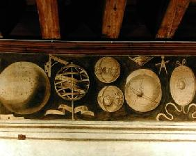 Astrology: Various Instruments and Diagrams