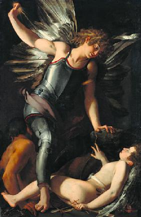 The Divine Eros Defeats the Earthly Eros