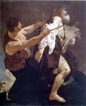 St. James Led to Martyrdom