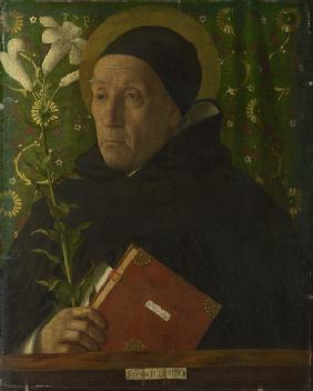 Portrait of Fra Teodoro of Urbino as Saint Dominic