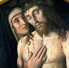 Lamentation of the Dead Christ (detail of 80450)