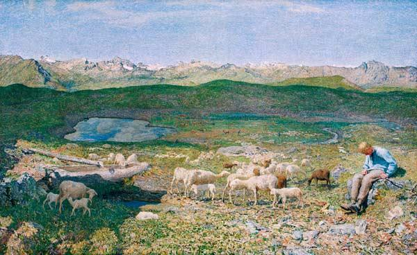 Giovanni Segnatini, Alpine Meadows