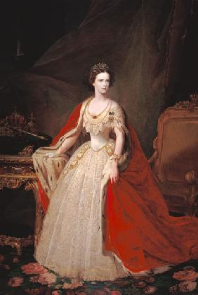 Empress Elizabeth (1837-98) of Bavaria