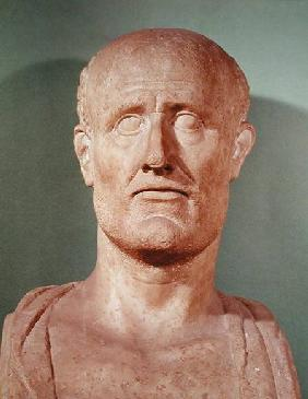 Bust of Alcibiades (c.450-04 BC)