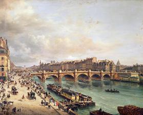 View of Pont Neuf