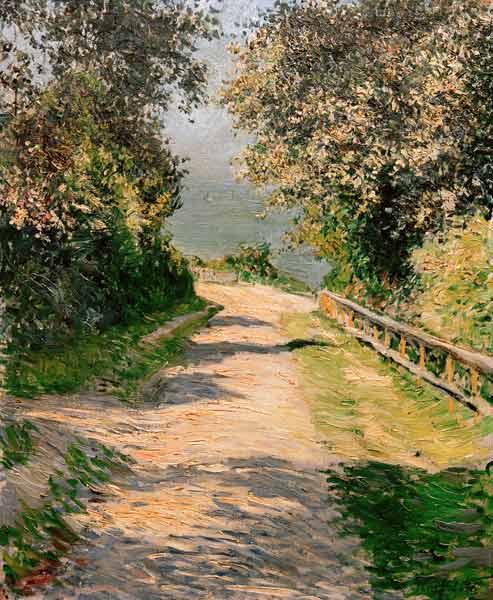 Gustave caillebotte en reproductions imprimes ou peintes for Salon yasmine argenteuil