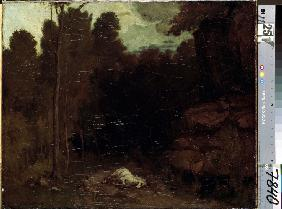 Landscape with a Dead Horse