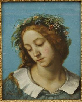 Courbet, Gustave : Ophelia