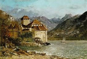 The Chateau de Chillon