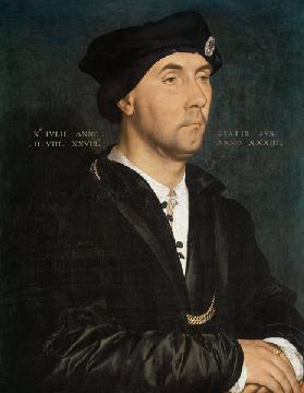 Sir Richard Southwell/ Painting/ Holbein