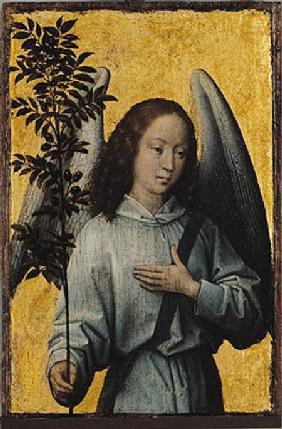 Angel Holding an Olive Branch