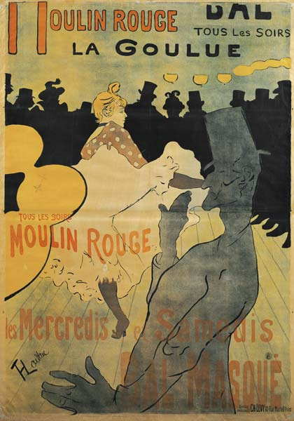 Moulin-Rouge, La Goulue