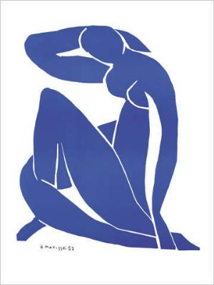 poster du tableau nu bleu ii oeuvre d 39 henri matisse. Black Bedroom Furniture Sets. Home Design Ideas