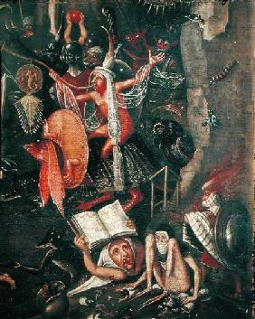 The Inferno  (detail)