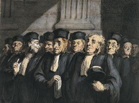 The Lawyers for the Prosecution