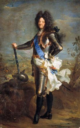 Ludwig XIV., King of France