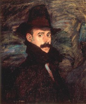 Ignacio Zuloaga  Self-Portrait