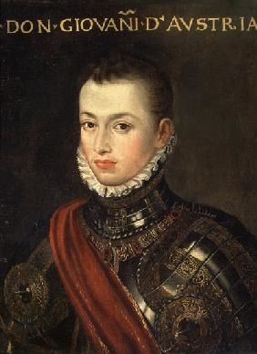 Portrait of Don Juan of Austria (1547-78)